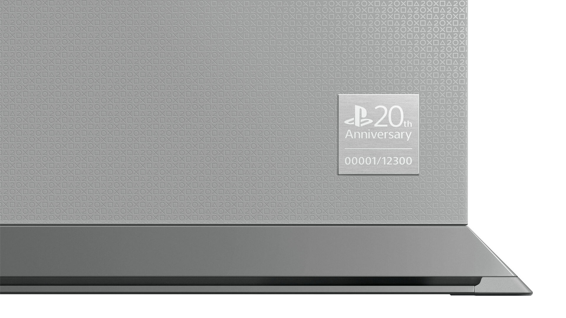 Sony's selling 20th anniversary edition ps4s for £19. 94, but only.